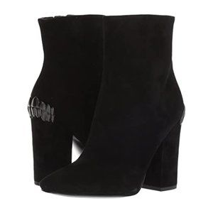 Kendall & Kylie Haedyn Black Suede Boots